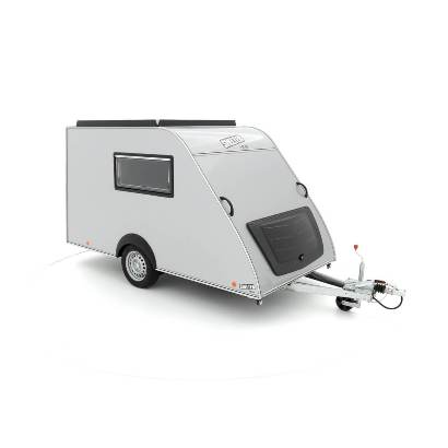 Kip Shelter basic, lichtgewicht caravan