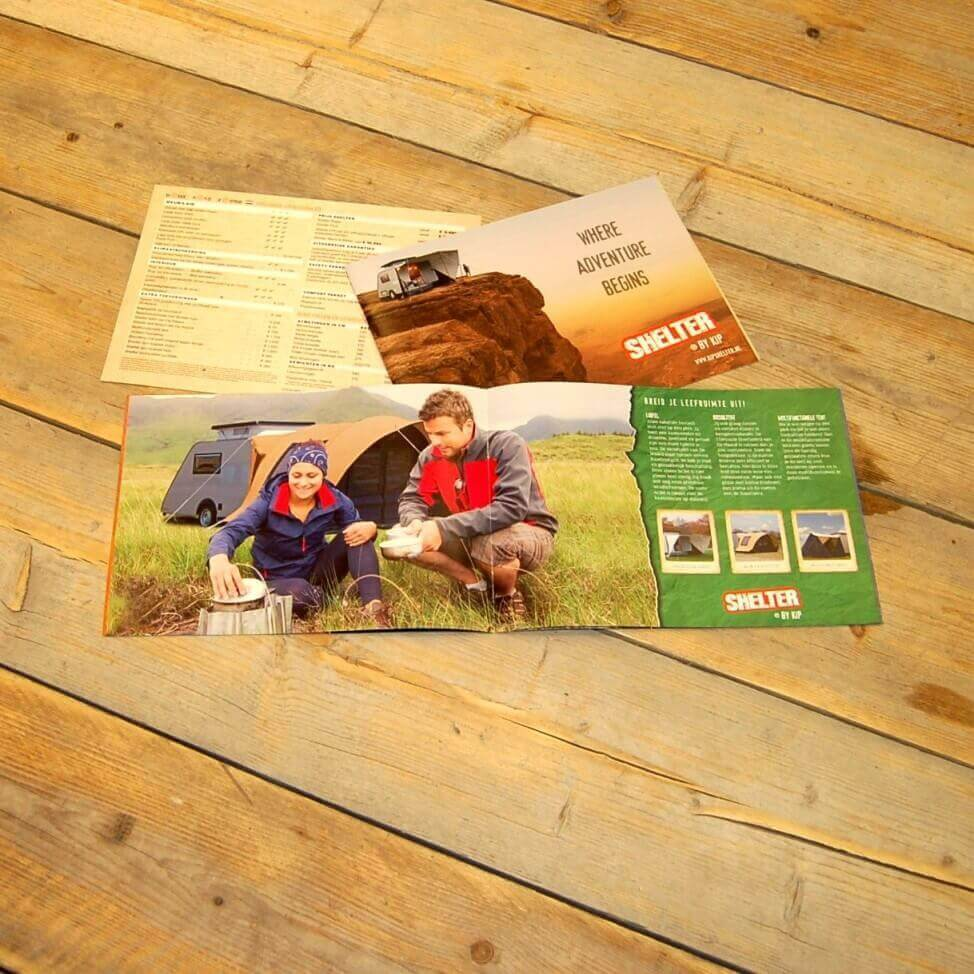 Kip Shelter Brochure