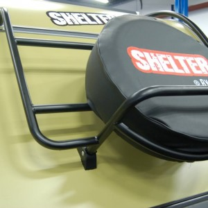 Shelter-Offroad-reservewiel