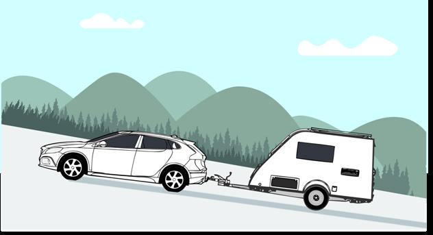 Kip-Shelter-lichtgewicht-caravan-