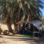 Ervaring Fam. Bom met de kleine caravan Kip Shelter