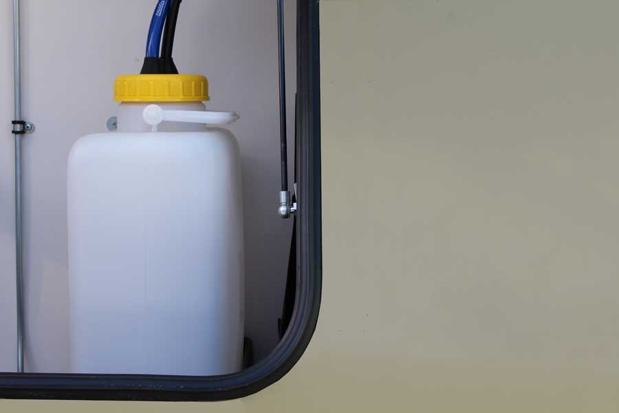 Kip Shelter jerrycan 14 liter