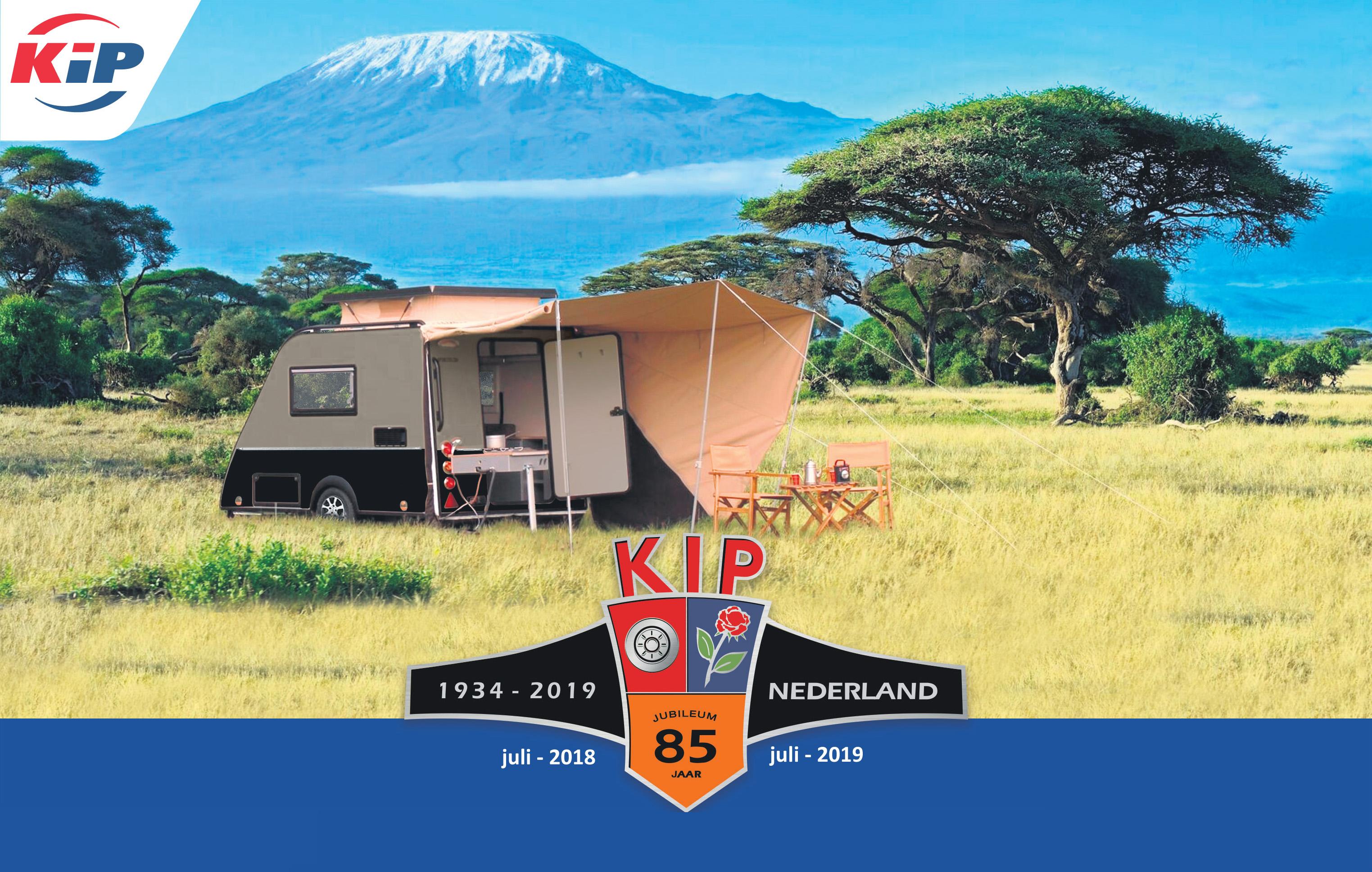 85 jaar Kip Limited Edition